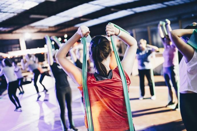5 необычных фитнес-залов