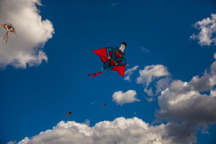 Фестиваль воздушных змеев: 20 самых ярких фото
