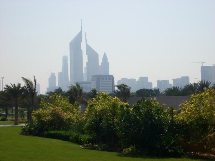 Лучшие парки мира: Zabeel Park, Дубай
