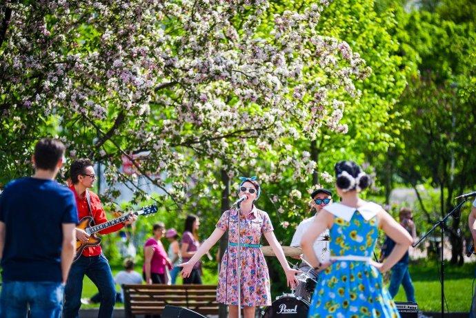 Как пройдет лето в парках Москвы