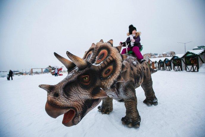 7 идей для новогодних праздников в Казани