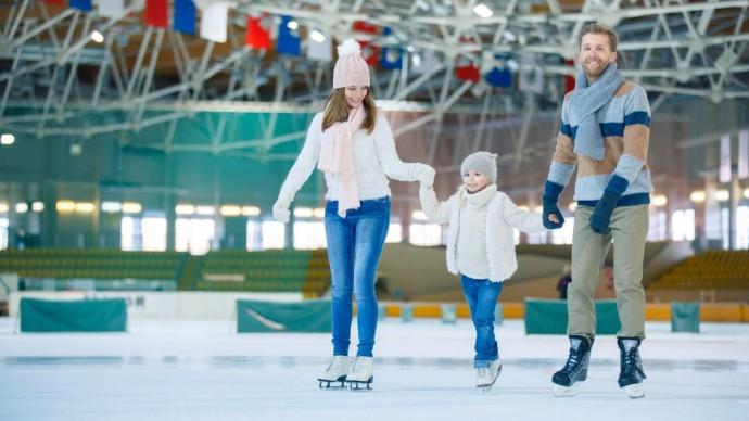 Где покататься на коньках в Минске: выбор ParkSeason