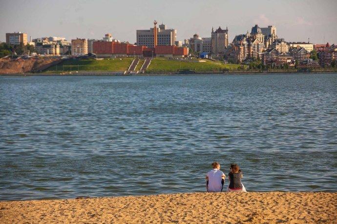 Фото: лето в Казани