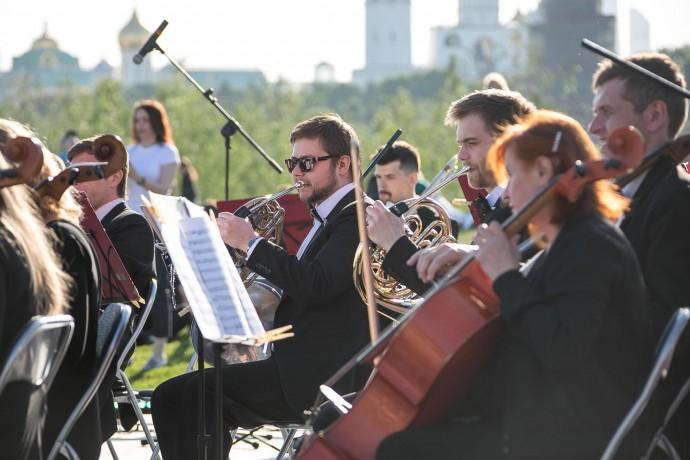 Концерты под открытым небом: куда пойти?
