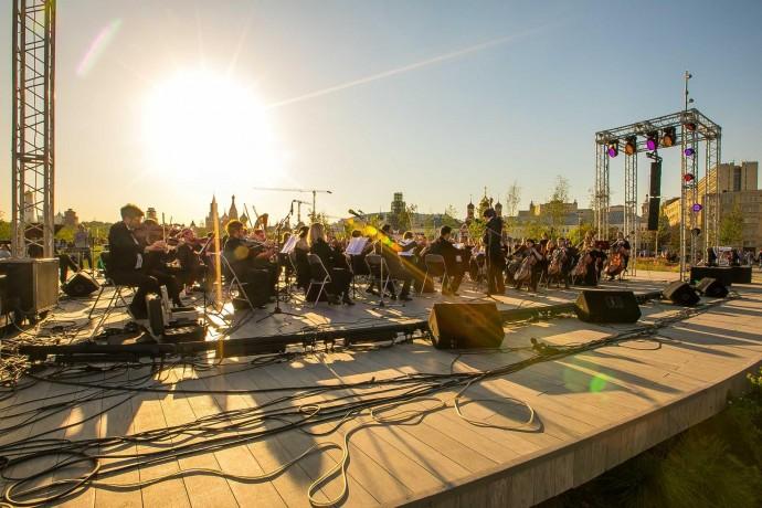 Музыка в парках: 7 концертов этой недели