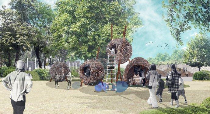 Как будет выглядеть детский зоопарк в Москве
