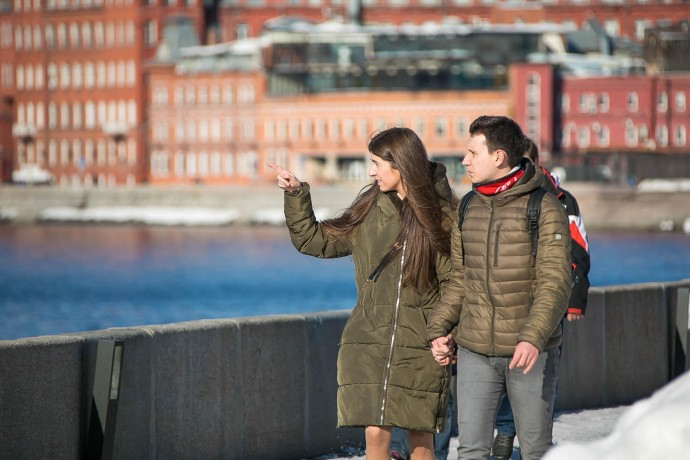 Выходим из берегов: 6 живописных набережных в парках Москвы