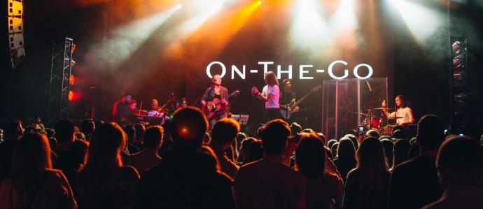 Группа On-The-Go о праздниках мечты и ВДНХ