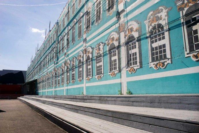 Музей уличного искусства: 10 самых необычных граффити