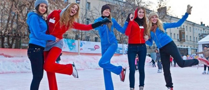 Где кататься на коньках в Самаре: 6 площадок