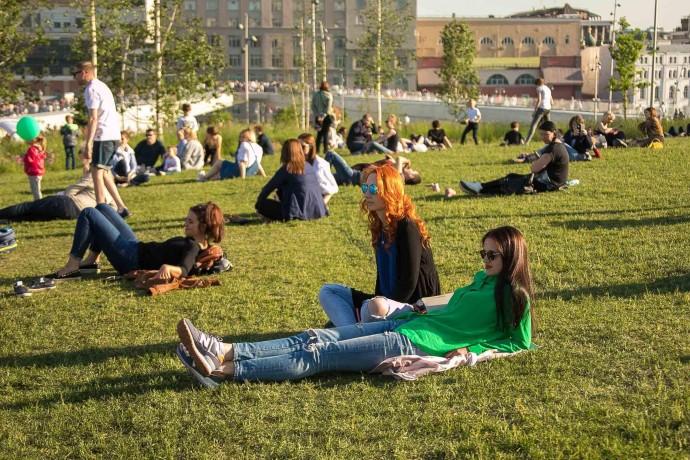 Чем заняться в Комсомольском саду в мае: афиша ParkSeason