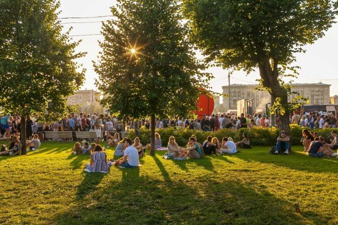 Москва музыкальная: в каких парках можно танцевать и слушать музыку