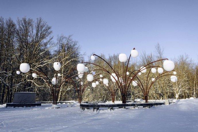 Как выглядит Горкинско-Ометьевский лесопарк в Казани