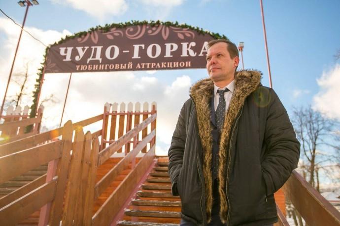 «Парк можно сравнить с лего-городком». Интервью с директором усадьбы «Воронцово» Антоном Мартыновым