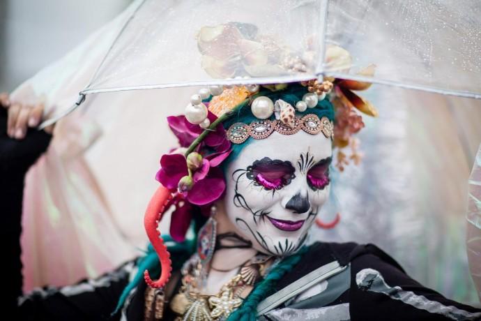 Лучше, чем Хэллоуин: тематические праздники мира