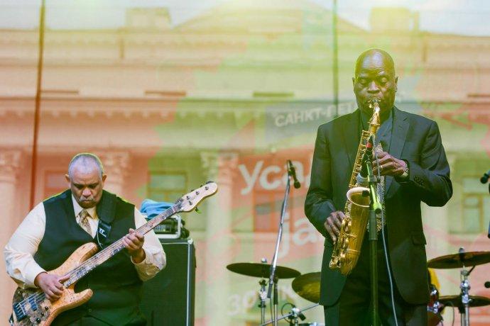 Фото: Фестиваль «Усадьба Jazz» в Санкт-Петербурге