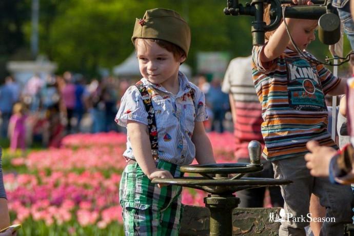 День Победы в парках Москвы: афиша ParkSeason
