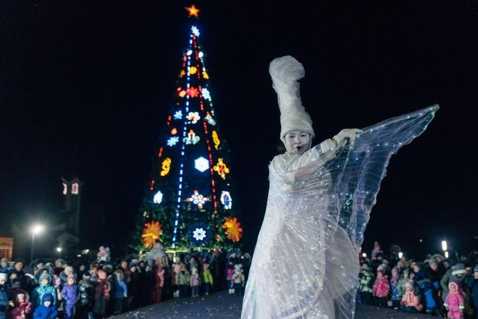 Что делать на Новый год в парках Казани: обзор ParkSeason