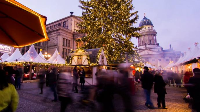 5 самых впечатляющих рождественских ярмарок Европы: подборка ParkSeason