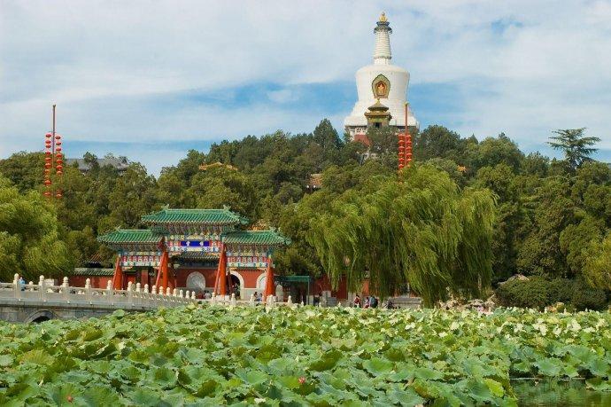 Лучшие парки мира: Бэйхай в Пекине