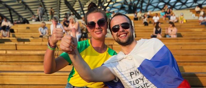 Где пройдут матчи Чемпионата Мира: фотоподборка стадионов