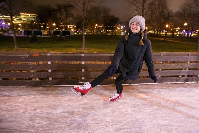 Где кататься на коньках в Нижнем Новгороде: выбор ParkSeason