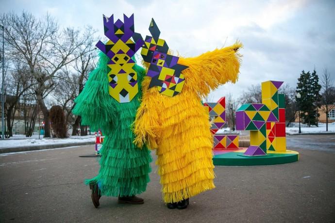 Масленица в парках Петербурга: где отметить праздник